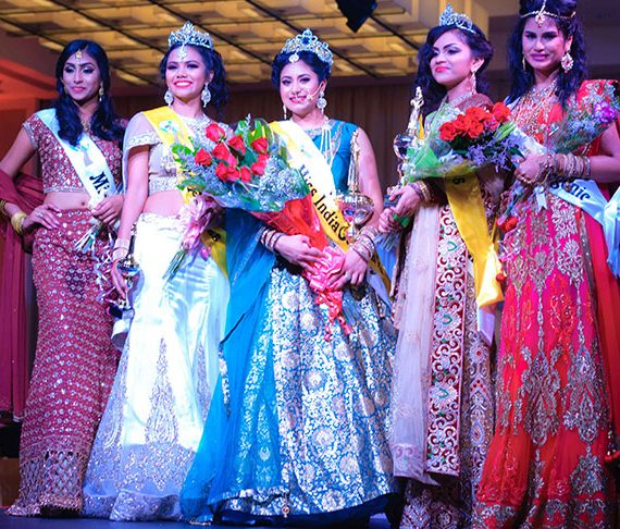 Bahadur crowned Miss India Guyana 2017