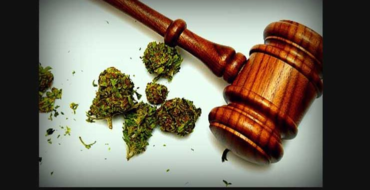 Man jailed , fined for ganja possession