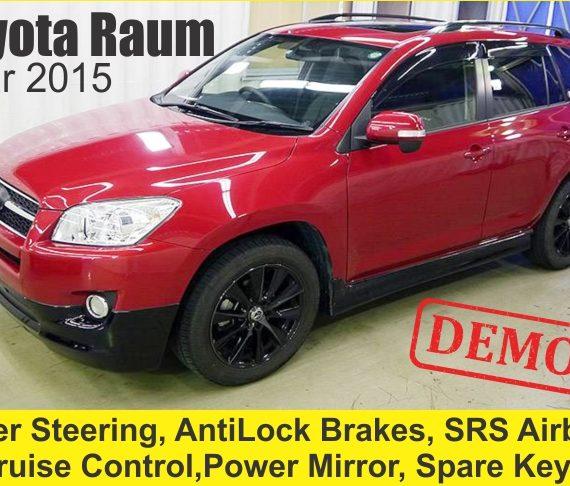Toyota Raum (DEMO)