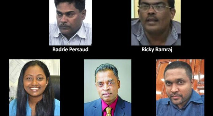 GRDB 'big six' deny fraud charges, passports returned