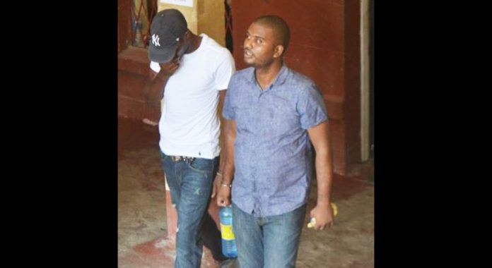 Duo accused of possessing illegal gun, ammo granted bail