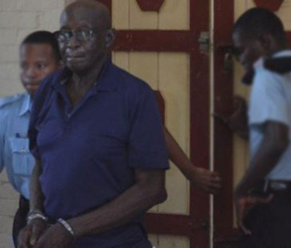 94-year-old man on forgery charge