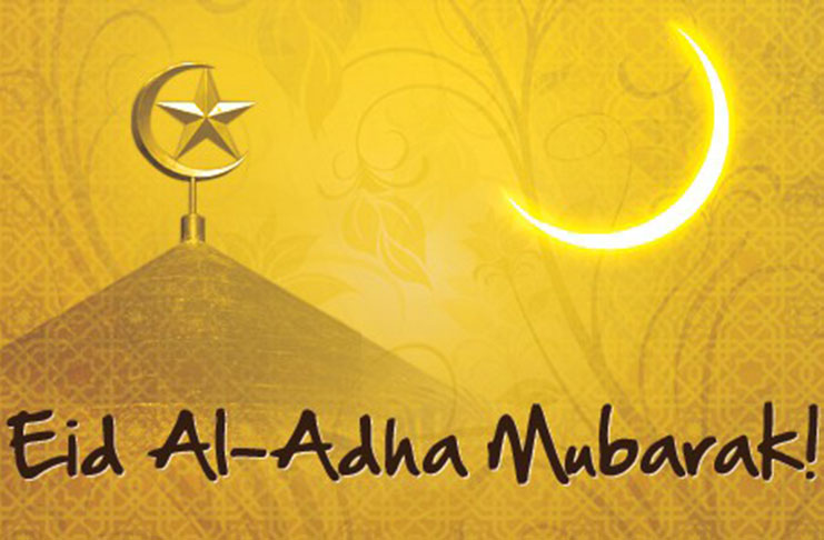 Eid ul adha messages guyana chronicle pncr m4hsunfo Image collections