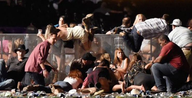 Las Vegas shooting: Gunman Stephen Paddock kills 50 people