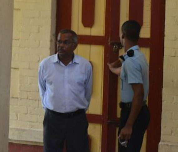 Former GRDB officials on $1M bail each