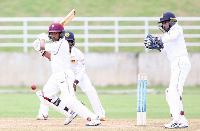 Ambris, Singh hit half-centuries as Windies A reach 236-4 on day one