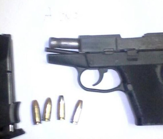 Providence man busted with illegal gun, ammo