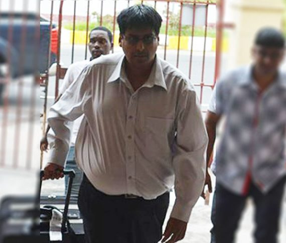 $1M bail for 'Trini' on fake kidnap charges