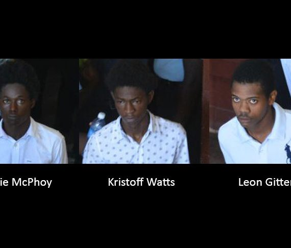Gang-of-four remanded