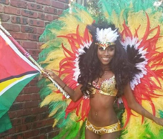 Guyanese MUA cops Mrs Tourism International pageant crown