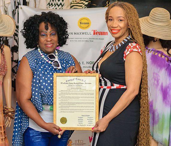 Sonia Noel, An Ambassador for Guyana