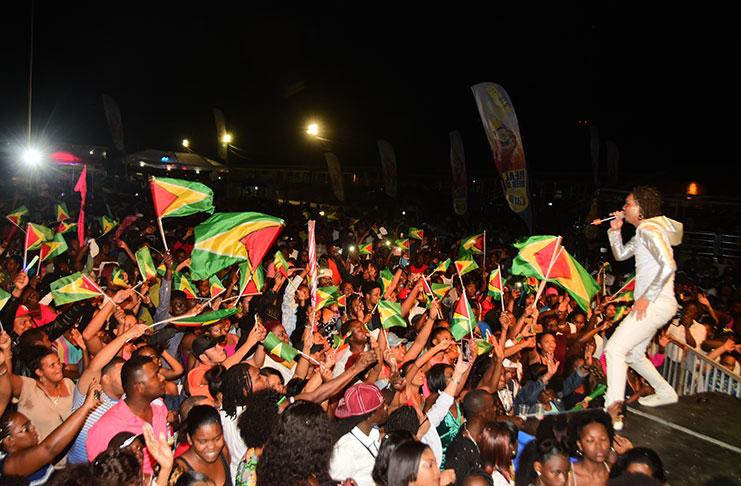 Brandon Harding is new 'Soca King' - Guyana Chronicle