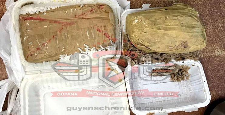 'Narco in food' smuggler busted