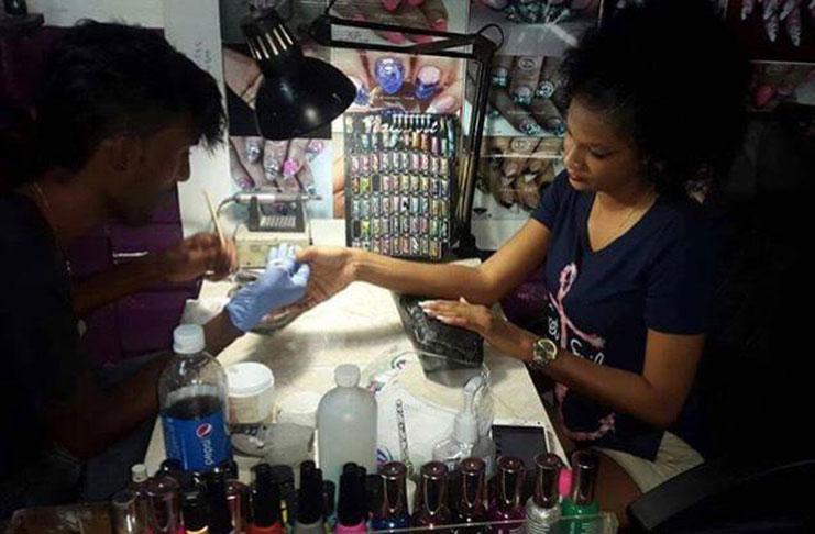 Male makeup artist making waves in Berbice - Guyana Chronicle