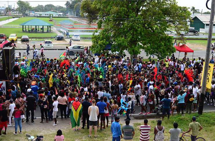 Guyana Carnival will get better with time - Guyana Chronicle