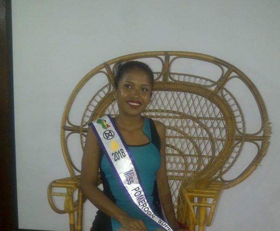 Region Two Ambassador eyeing Miss World Guyana Crown