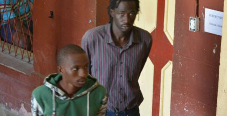 French-speaking duo remanded