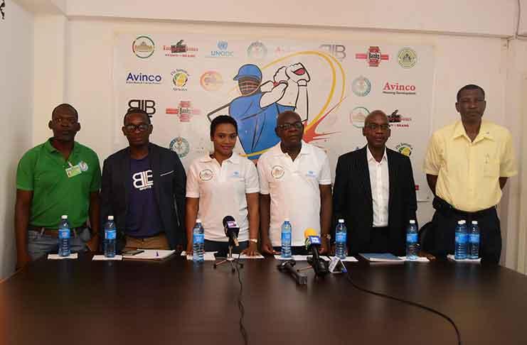 "177b61e16c1e8 SARA launches ""Lash It Out"" T20 game - Guyana Chronicle"