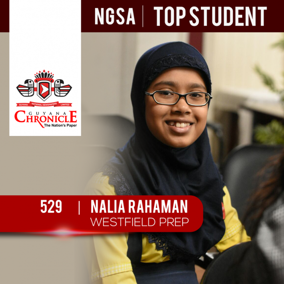 Westfield Prep girl tops at NGSA
