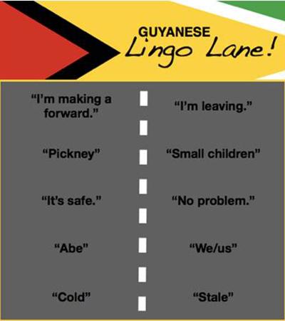 guyanese creole language