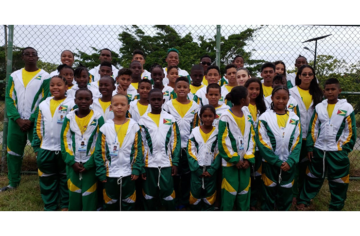 Guyana Secures Four Medals As Goodwill Games Open In