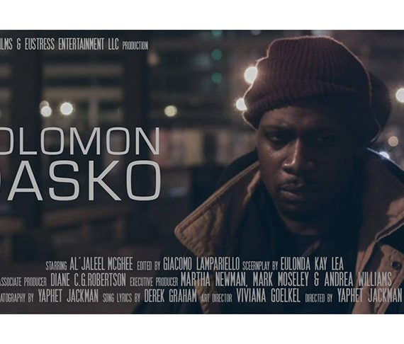Guyanese filmmaker's Solomon Dasko selected for the 2018 Newark International Film Festival