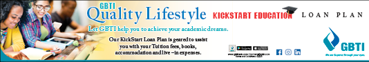 GBTI – Make it a summer to remember
