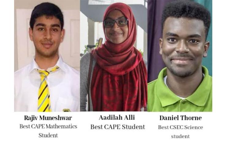Guyanese Students Bag Top Regional CXC Awards Guyana Chronicle