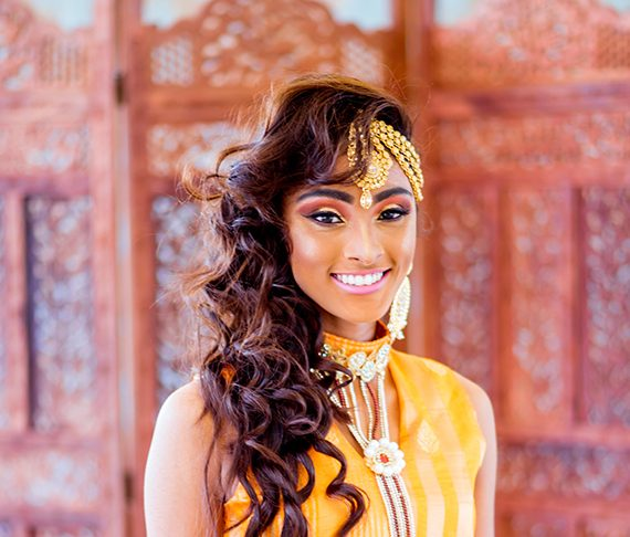 Miss India Guyana Sashing Ceremony for this weekend