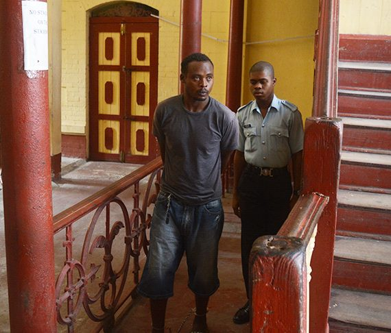 Pork-knocker remanded for allegedly beheading brother-in-law