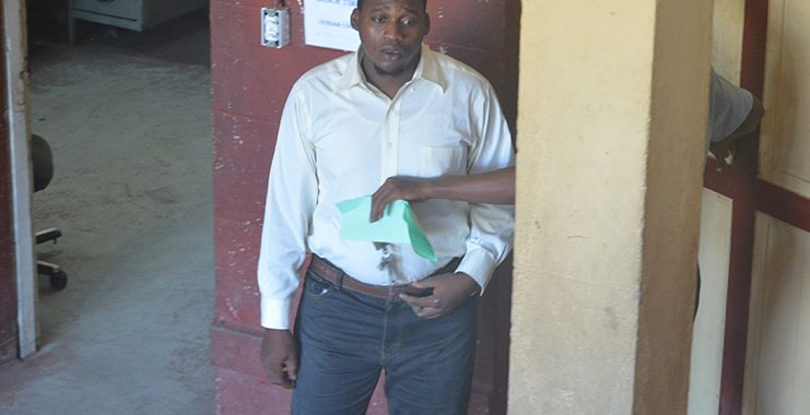 Murder accused fears for his life
