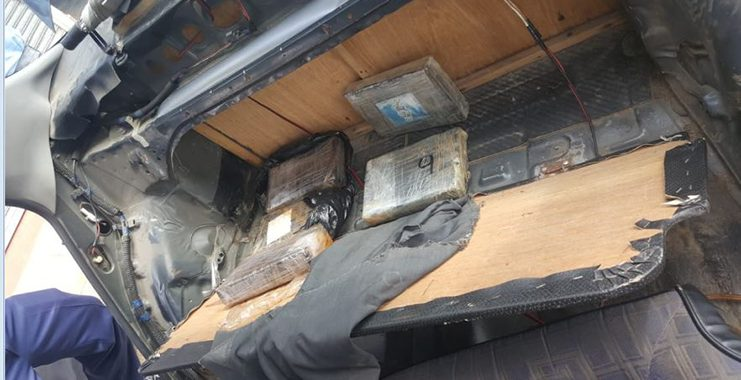 Farmer busted with over five kilos of cocaine