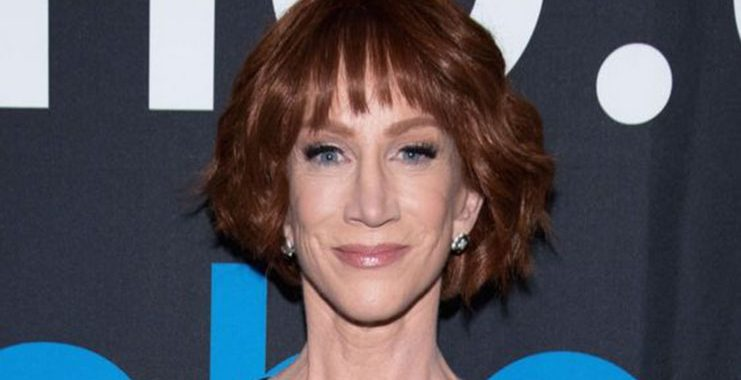 Kathy Griffin calls out all-male comedy rich list