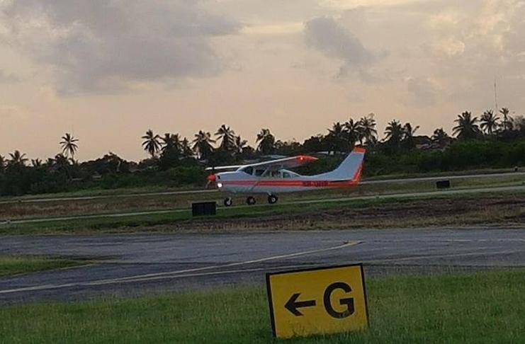 Young pilot dies - Guyana Chronicle