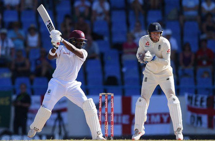 Bravo, Holder stretch West Indies lead to 85
