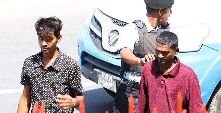 Duo charged with murder of Samatta Point handyman