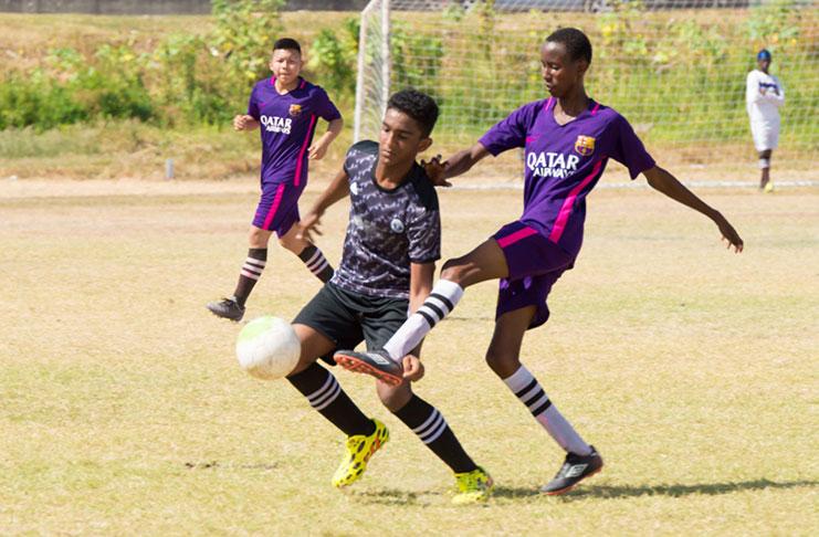 Charlestown, Bishops' advance to Milo schools football