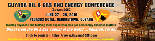 Guyana Oil & Gas