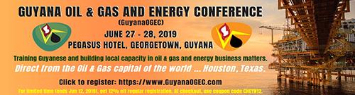 Guyana Oil & Gas