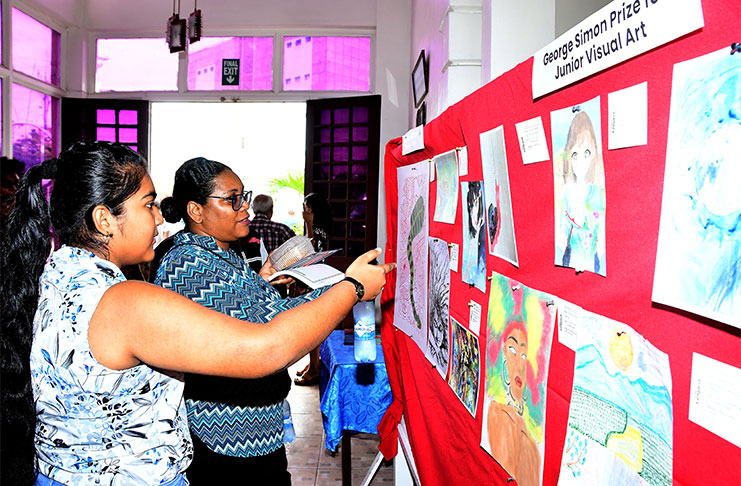 Winners awarded at launch of Guyana Annual Magazine 2019