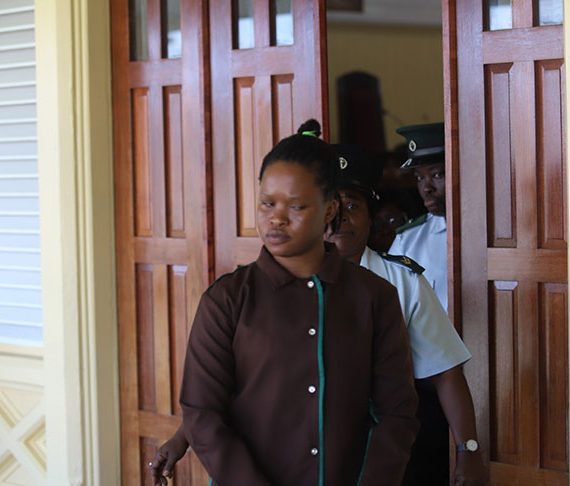 Mother gets 20 years for killing son