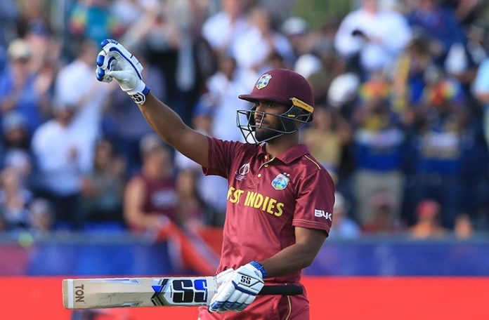 Pooran hundred fails to save Windies