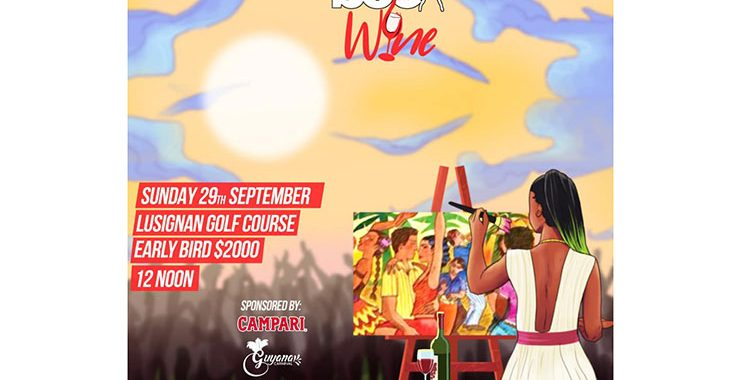 Soca and Wine kick starts journey to Guyana Carnival 2020