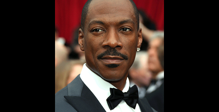 Eddie Murphy could stop doing movies