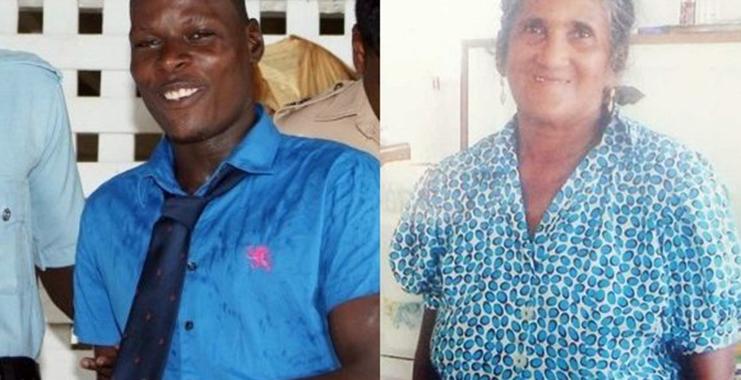 Murder convict appeals 100-year sentence