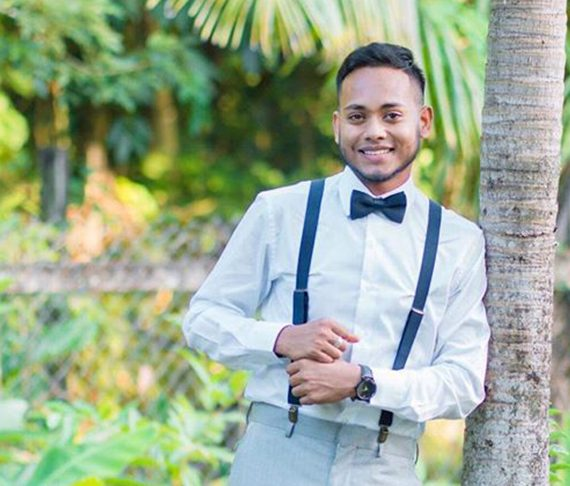 'I aspire to be one of Guyana's top comedians' | Mohan Singh