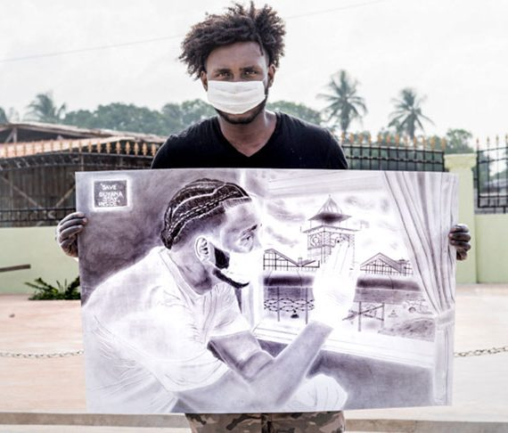 Raising awareness through art