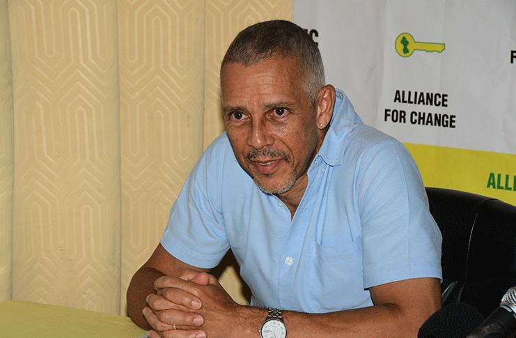 AFC Executive Member, Dominic Gaskin (Adrian Narine photos)