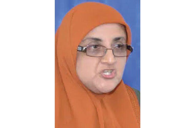 Director of Public Prosecutions, Shalimar Ali Hack, SC