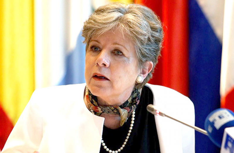 Alicia Bárcena, ECLAC Executive Secretary